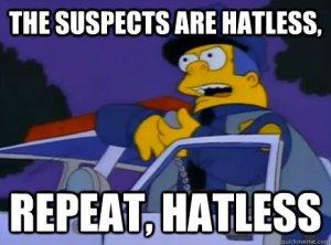 suspectsarehatless