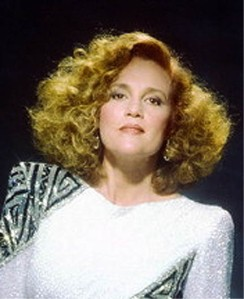 madeline kahn-evening gown1980s